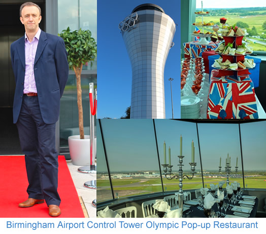 birmingham airport pop-up restaurant