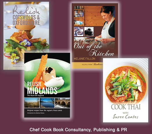 Chef Cook Book Publishing & PR