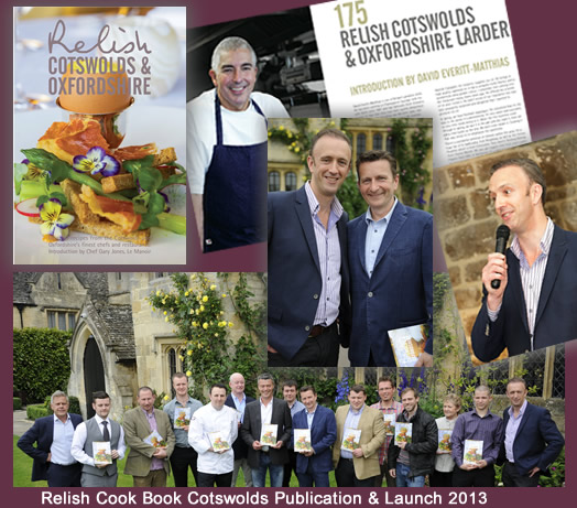 Relish Cotswolds & Oxfordshire Publication & Launch 2013